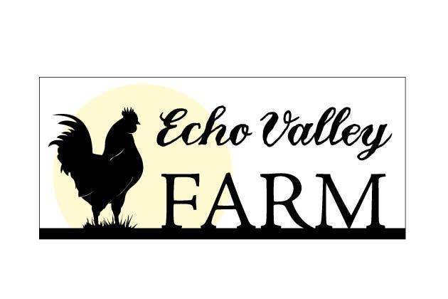 Конкурсная заявка №114 для Logo Design for Echo Valley Farm