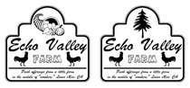 Graphic Design Inscrição do Concurso Nº547 para Logo Design for Echo Valley Farm