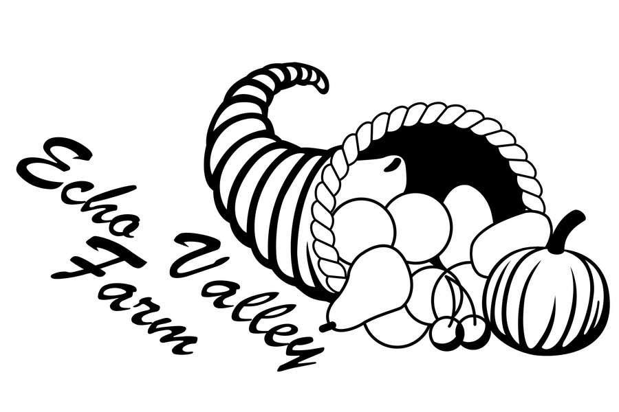 Конкурсная заявка №523 для Logo Design for Echo Valley Farm