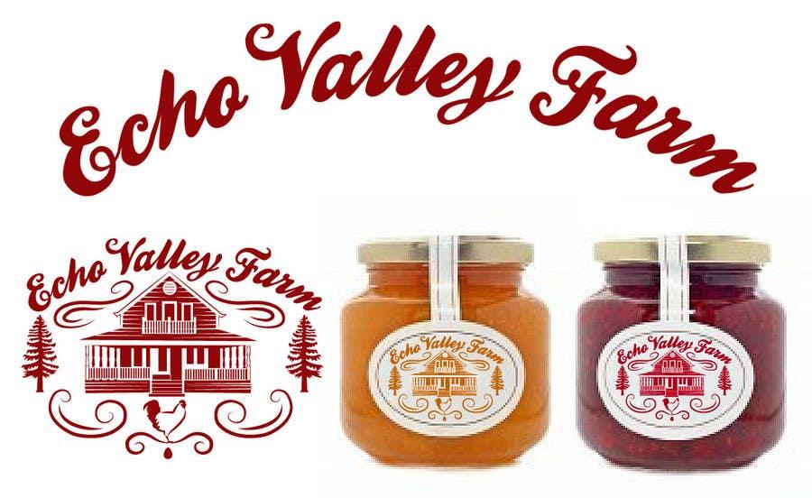Inscrição nº 457 do Concurso para Logo Design for Echo Valley Farm