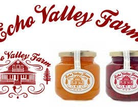 #457 para Logo Design for Echo Valley Farm por benpics