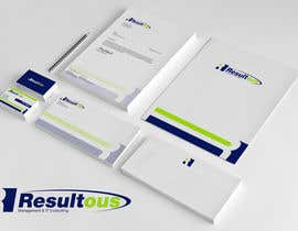 #142 untuk Design a Logo for Resultous Management & IT Consulting oleh taganherbord