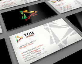 nº 11 pour Design Business Cards par midget