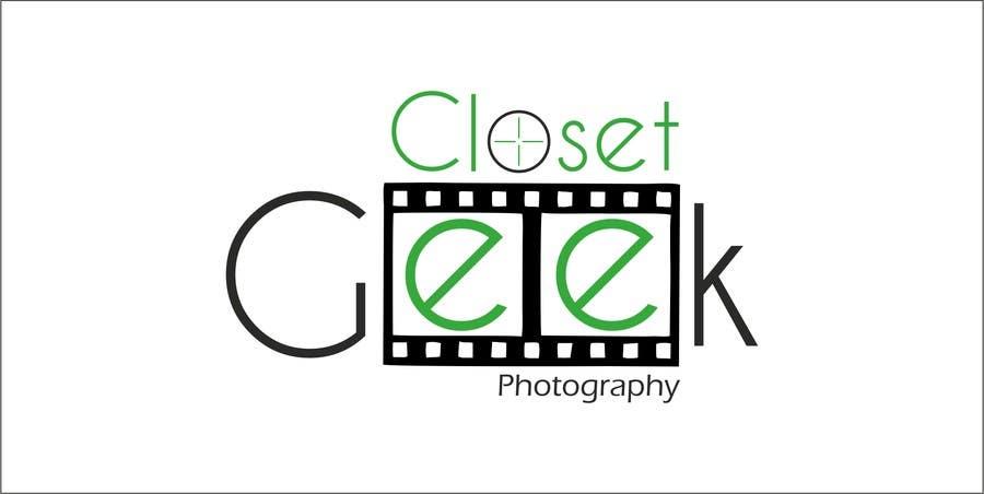 Inscrição nº 90 do Concurso para Design a Logo for Closet Geek