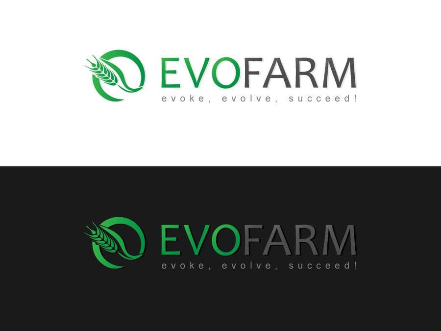 Kilpailutyö #26 kilpailussa Design a Logo and banner for Evofarm Pty Ltd