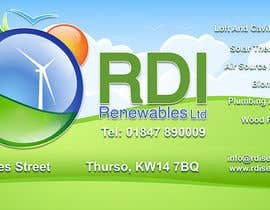 #4 for Design for a display stand for renewable energy company by peshan