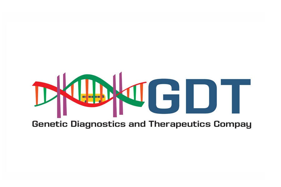 Konkurrenceindlæg #18 for Logo Design for Genetic Diagnostics and Therapeutics Compay
