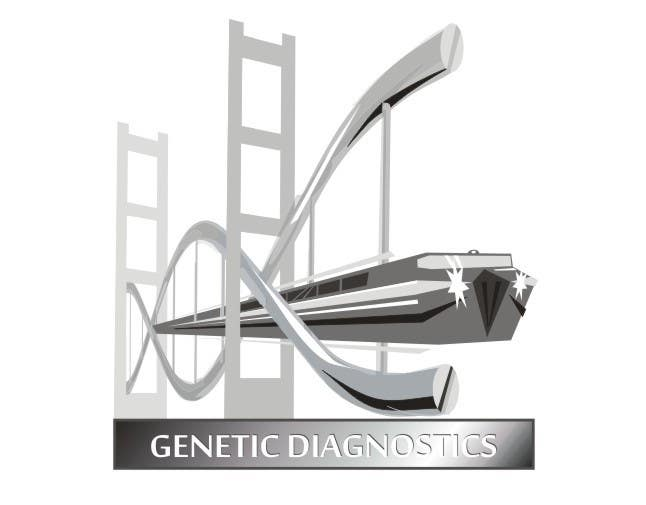 Contest Entry #9 for Logo Design for Genetic Diagnostics and Therapeutics Compay