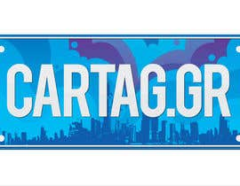 #82 for Design a Logo for CarTag.gr af dannnnny85