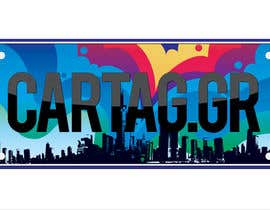 #85 for Design a Logo for CarTag.gr af dannnnny85