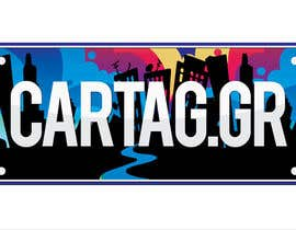 #94 for Design a Logo for CarTag.gr af dannnnny85