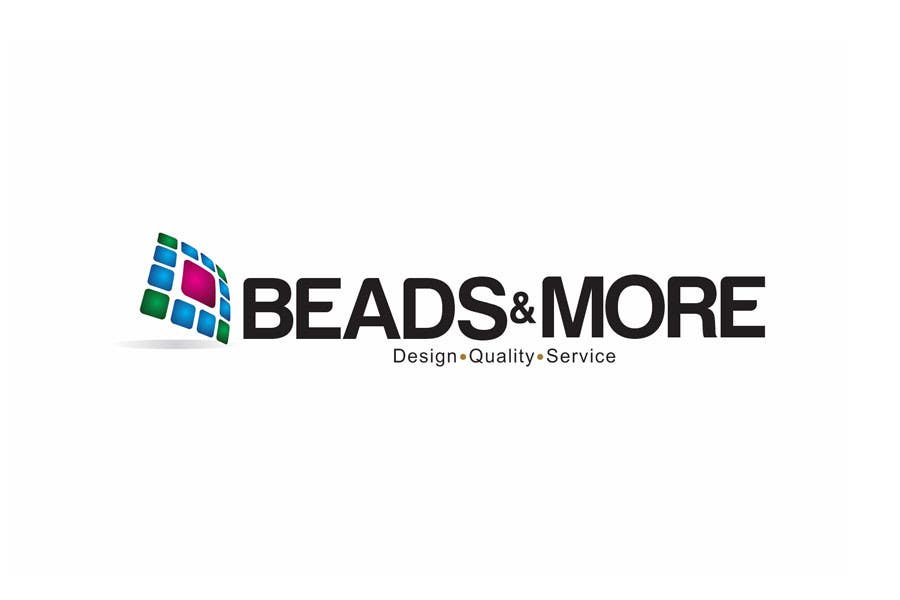 Konkurrenceindlæg #                                        181                                      for                                         Logo Design for Beads-and-More