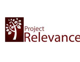 #71 para Design a Logo for Project Relevance por manuel0827