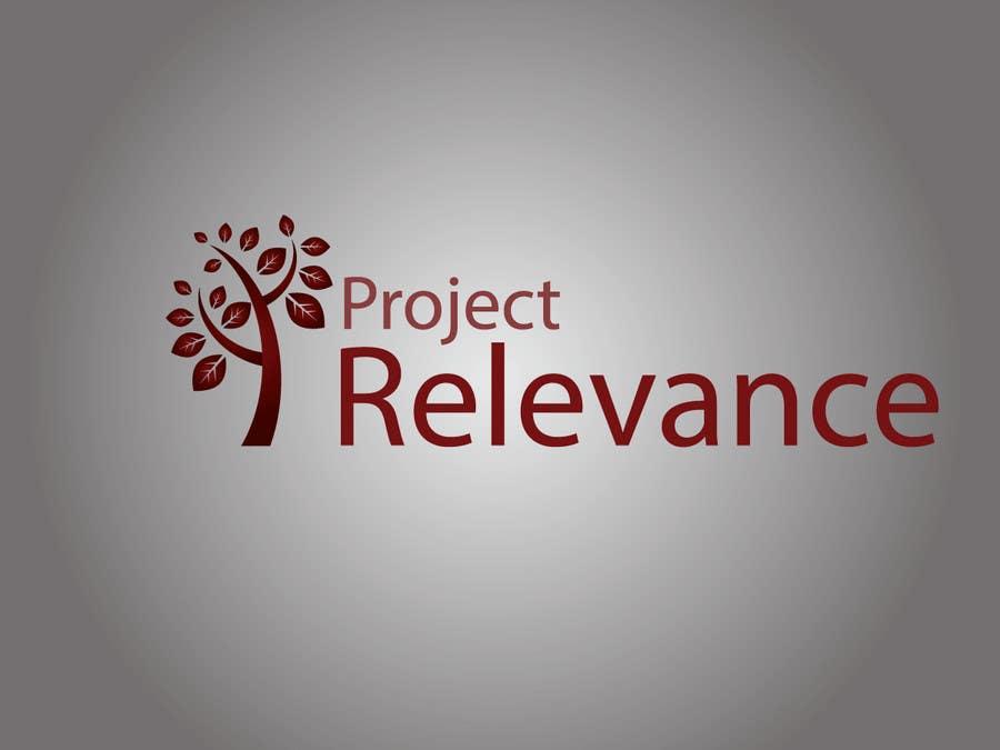 Konkurrenceindlæg #94 for Design a Logo for Project Relevance
