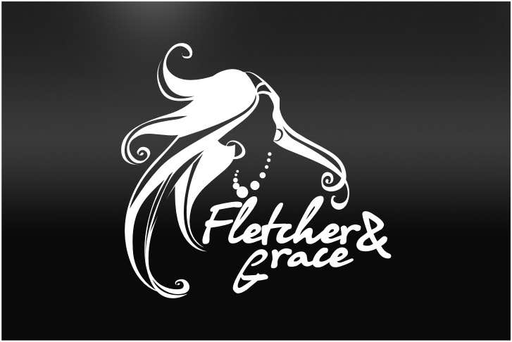 Penyertaan Peraduan #                                        604                                      untuk                                         Logo Design for Fletcher & Grace