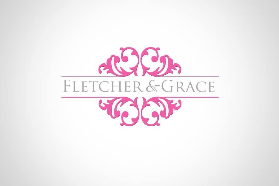 Penyertaan Peraduan #                                        447                                      untuk                                         Logo Design for Fletcher & Grace