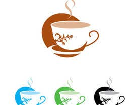 #43 for Design a Logo with theme a cup of tea by subir1978
