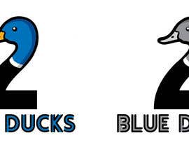 nº 14 pour Design a Logo for two blue ducks bar and grill par PredragNovakovic