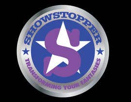 #54 para Design a Logo for Show Stopper - An Online T.shirt Store por stanbaker