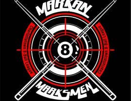 #25 for T-Shirt Design for 8-Ball Pool team af mishrapeekay
