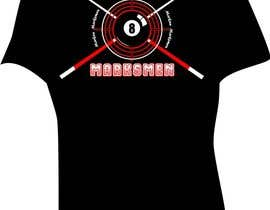 Drhen tarafından T-Shirt Design for 8-Ball Pool team için no 6