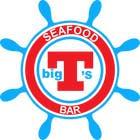 Graphic Design Kilpailutyö #29 kilpailuun Design a T-Shirt for Big T's Seafood