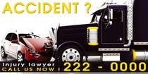 Graphic Design Contest Entry #124 for Design a billboard for Injury Attorney Eric Posin