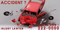 Graphic Design Contest Entry #126 for Design a billboard for Injury Attorney Eric Posin