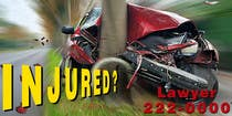 Graphic Design Contest Entry #138 for Design a billboard for Injury Attorney Eric Posin