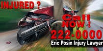 Graphic Design Contest Entry #161 for Design a billboard for Injury Attorney Eric Posin