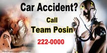 Graphic Design Contest Entry #76 for Design a billboard for Injury Attorney Eric Posin