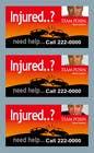 Bài tham dự #59 về Graphic Design cho cuộc thi Design a billboard for Injury Attorney Eric Posin