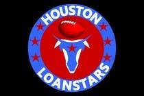Graphic Design Contest Entry #100 for Logo Design for Houston Lonestars Australian Rules Football team
