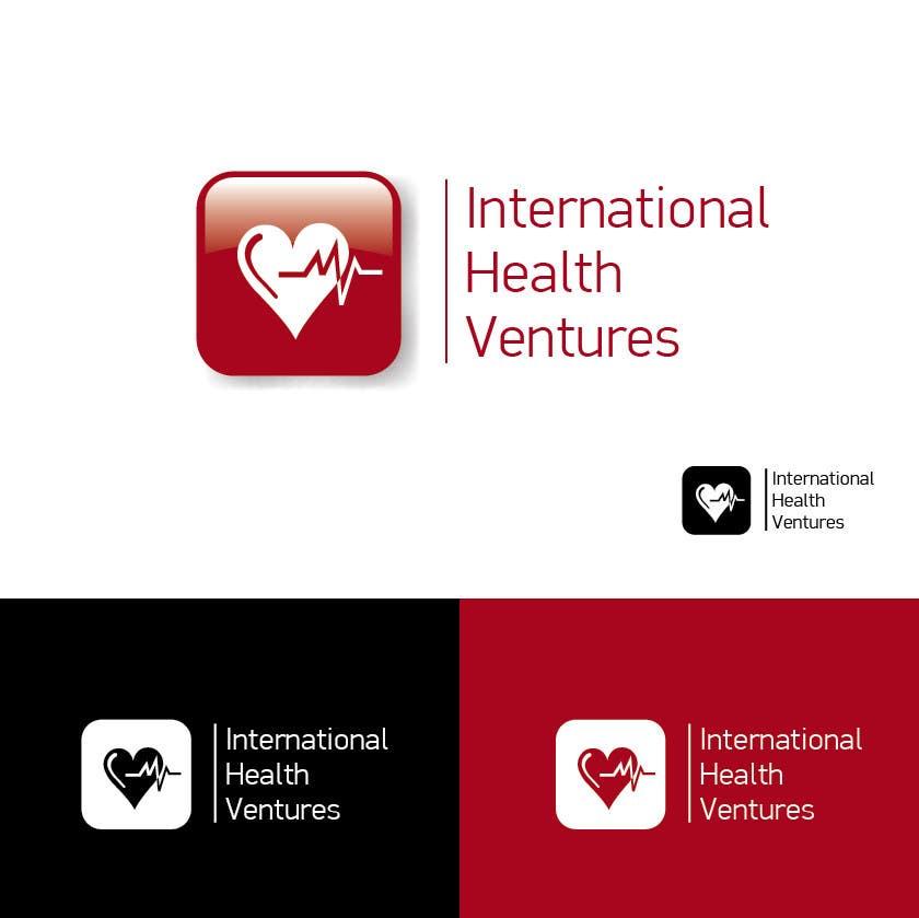 Inscrição nº 111 do Concurso para Graphic Design for International Health Ventures (ihv)