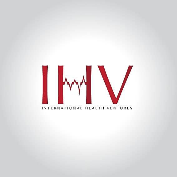 Inscrição nº 76 do Concurso para Graphic Design for International Health Ventures (ihv)