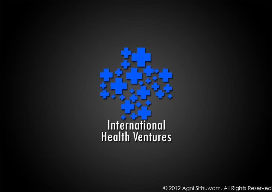 Konkurrenceindlæg #74 for Graphic Design for International Health Ventures (ihv)