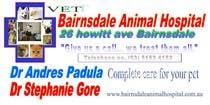 Graphic Design Entri Peraduan #1 for Graphic Design for Bairnsdale Animal Hospital