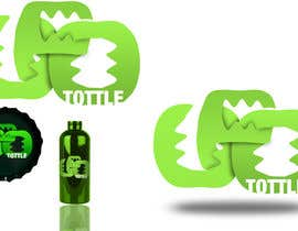 #10 for Design a Logo for Energy Drink - UFO TOTTLE af ampovigor