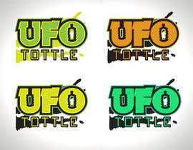 #36 for Design a Logo for Energy Drink - UFO TOTTLE by GreenworksInc