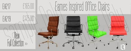 #4 for Design a Banner for Office Chairs by holspinks