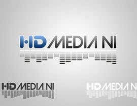 #94 para Design a Logo for HD Media NI por helenasdesign