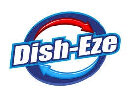 #134 para Logo Design for Dish washing brand - Dish - Eze por ulogo