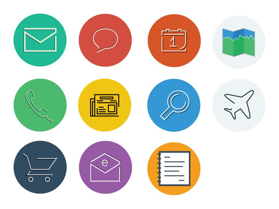 #21 for Design some Icons for Our apps by darefremov