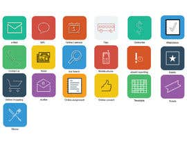 #23 for Design some Icons for Our apps af darefremov
