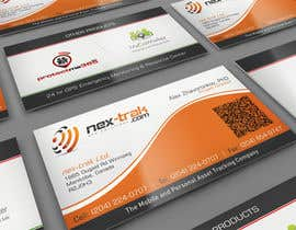 midget tarafından Design some Business Cards for Nex-Trak.com için no 3