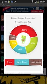#7 for Rating Motivation Screen for Android App by impritam