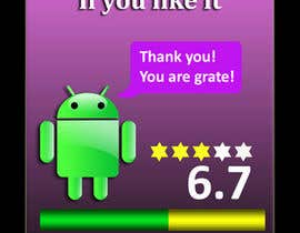 #17 for Rating Motivation Screen for Android App by dulphy82