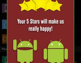 #23 para Rating Motivation Screen for Android App por DanaDouqa