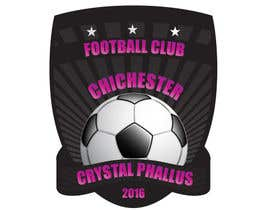 studioinsomnia tarafından Crystal Phallus FC club crest için no 11
