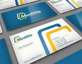 #9 for Design some Business Cards for Medifile af midget